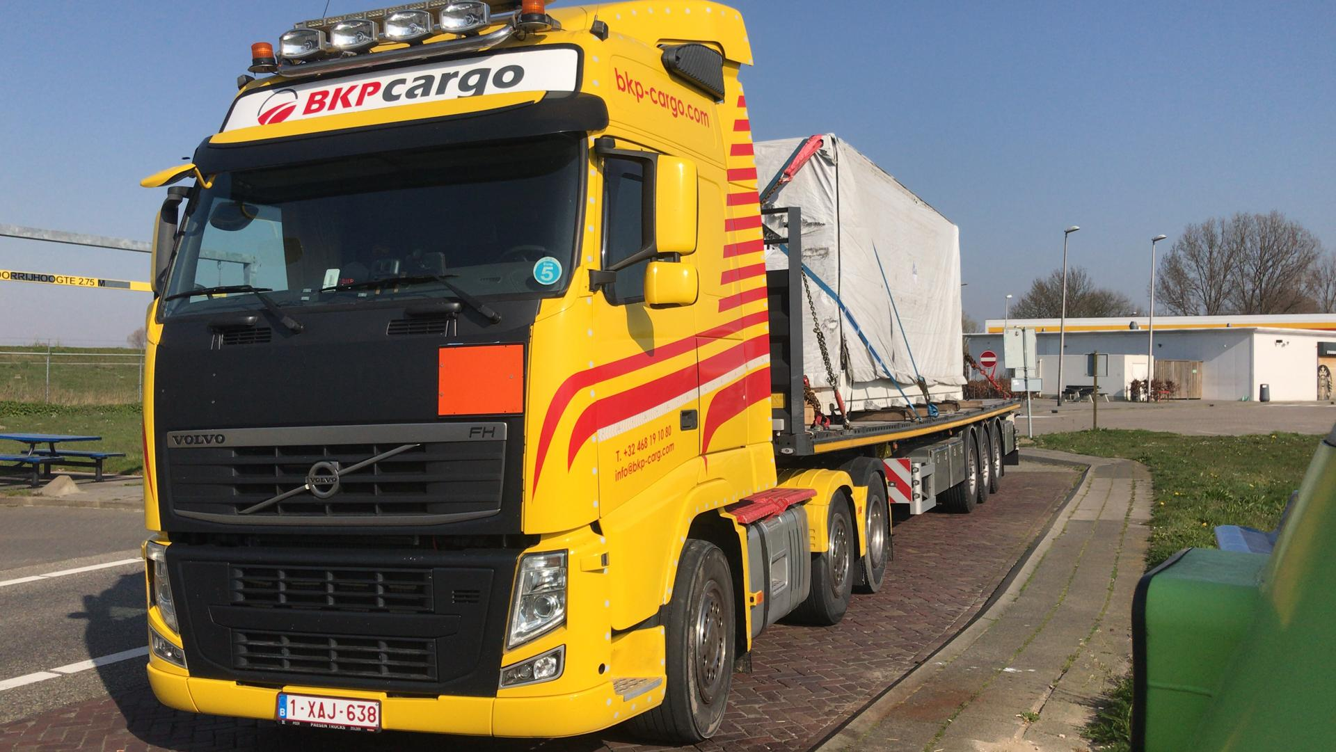 Read more about the article Truck number 2